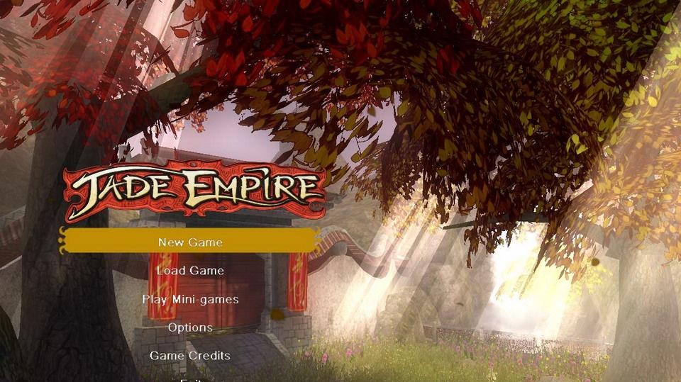 Jade Empire - mega-recenze