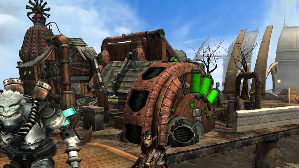Fantasy RPG Silverfall se hlásí o slovo