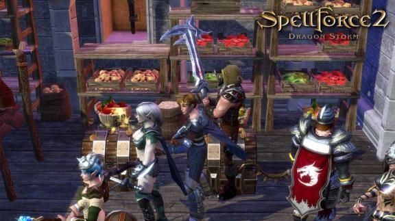 Spellforce II: Dragon Storm - recenze