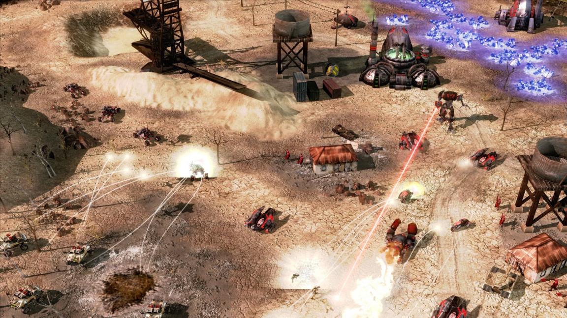 Command & Conquer 3 - návod na GDI kampaň