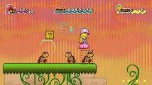 Hravý Super Paper Mario pro Wii