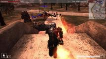 Online válčení v PS3 projektu Warhawk