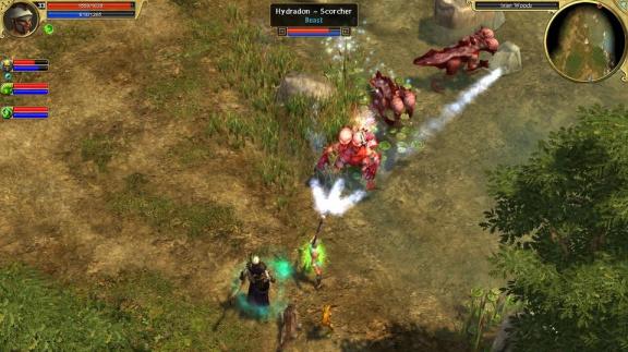 Titan Quest: Immortal Throne - recenze