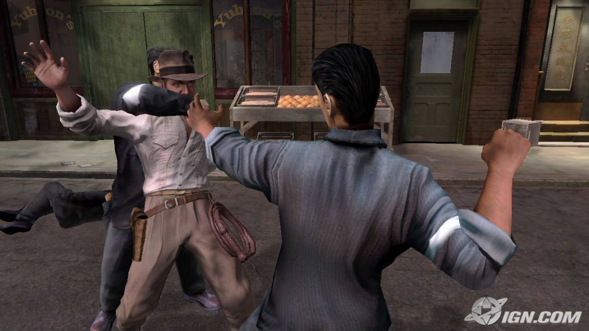 Indiana Jones 2007 se hlásí o slovo