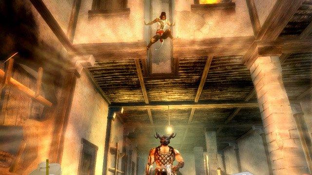 Prince of Persia Rival Swords - recenze