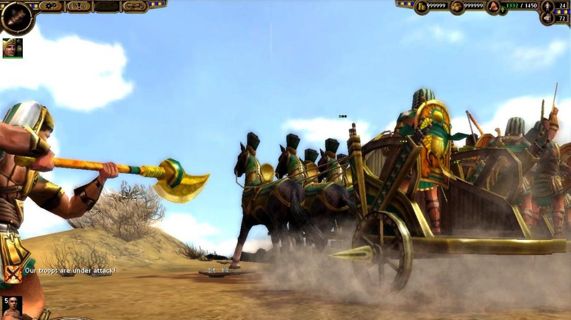 Sparta: Ancient Wars - recenze