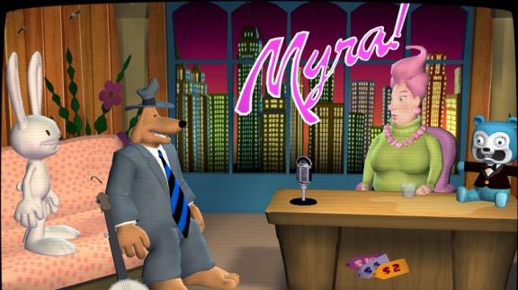 Sam & Max - recenze 2.-6. epizody