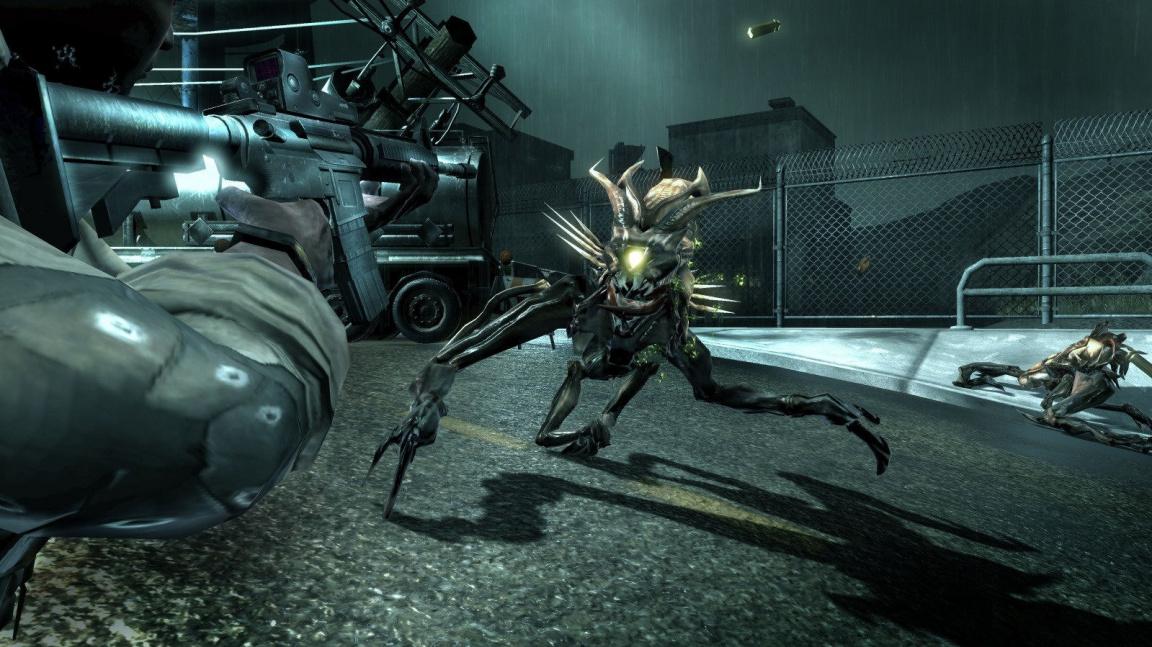 Sci-fi střílečka BlackSite: Area 51