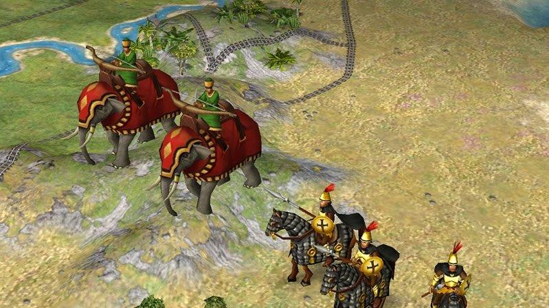 Civilization IV Beyond Sword mega-rec.