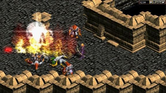 Fantasy MMORPG Red Stone