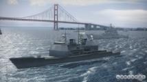 Fotorealistický kokpit v Ace Combat 6