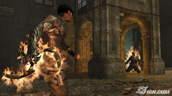 Dark Sector směsí Gears of War s Resident Evil