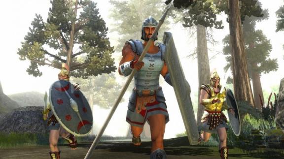 Přisluhovači a potvory z Gods and Heroes