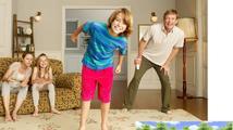 Cvičení s Wii Fitness