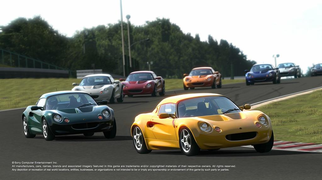 Fotorealistické závody Gran Turismo 5 Prologue