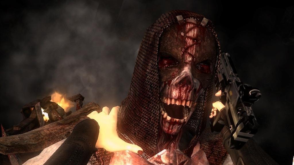 Videa z hraní hororu Clive Barkers Jericho