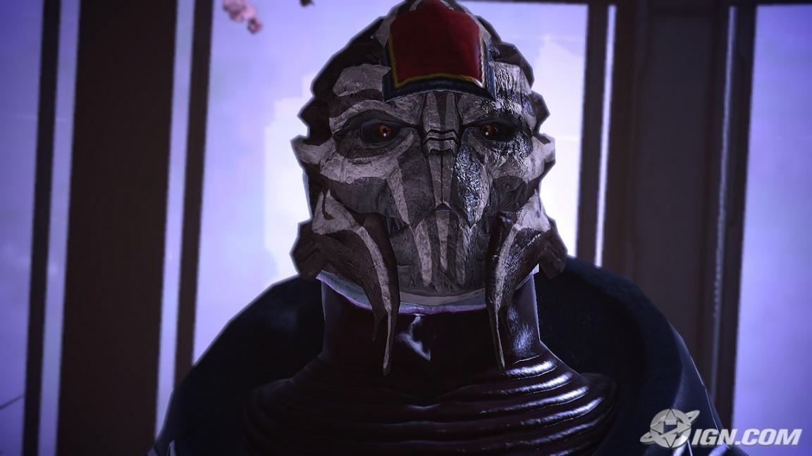 Mass Effect - mega-recenze