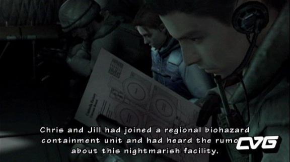 Resident Evil: The Umbrella Chronicles
