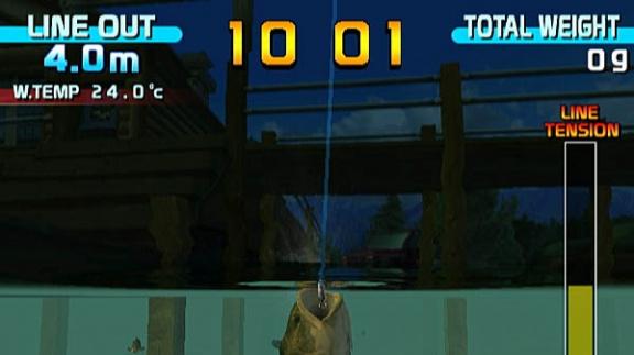 Sega Bass Fishing: rybaření pro Wii