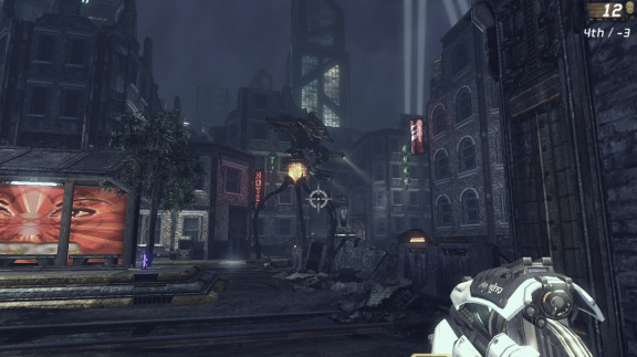 Unreal Tournament III - CZ recenze