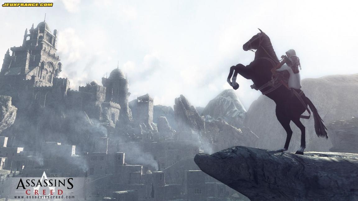 Assassins Creed - PC recenze