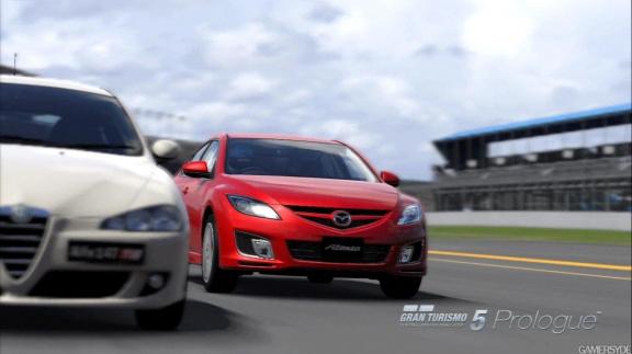 TEST - Gran Turismo 5 Prologue