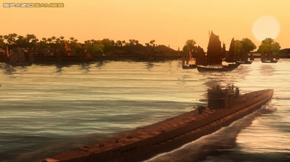 Datadisk U-Boat Missions pro Silent Hunter 4