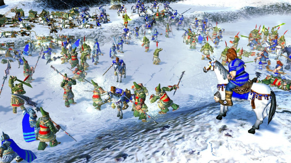 Empire Earth III - recenze