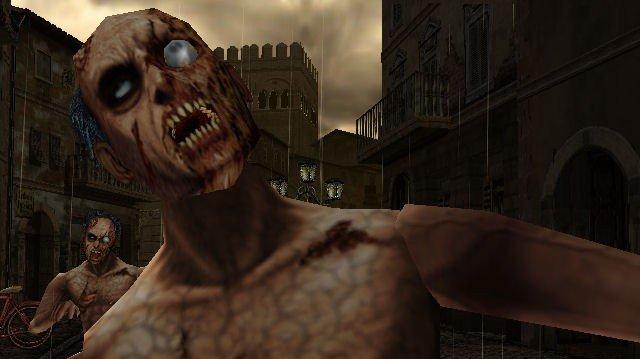 Oznámení House of Dead 2 & 3 Return pro Wii