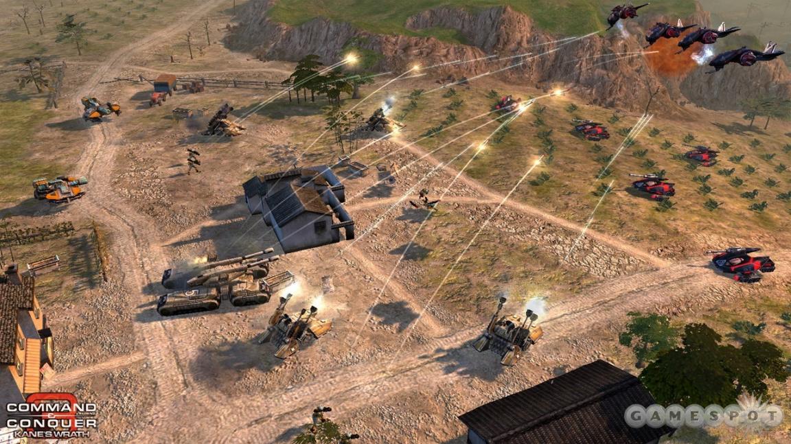 Na pomoc GDI v Command & Conquer 3: Kane's Wrath
