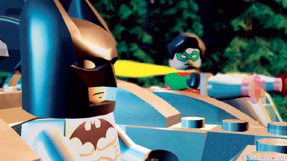 LEGO Batman s magnetovým oblečkem