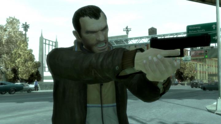 Bratránek Roman nemůže na bowling aneb GTA 4 si už na Steamu nekoupíte