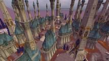 Bájné království Elfů z Warhammer Online