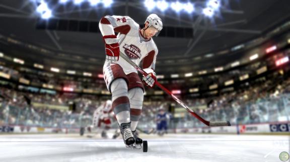 NHL 2K8 - recenze
