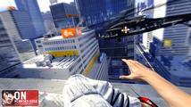 První obrázky z revoluční FPS Mirrors Edge od DICE