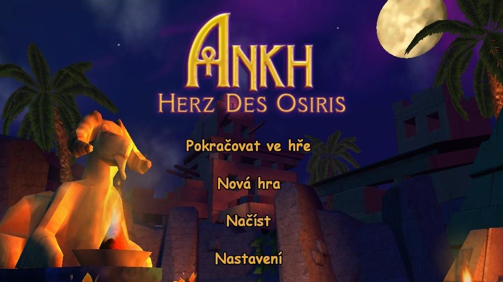 Ankh 2: Srdce Osirise - CZ recenze