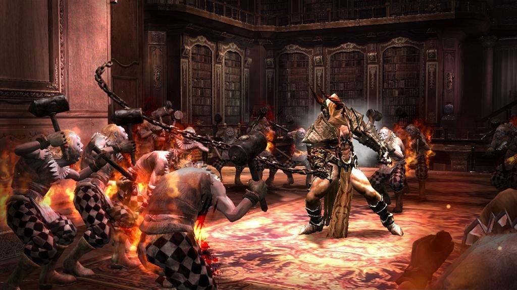 Kingdom Under Fire Circle of Doom rec.