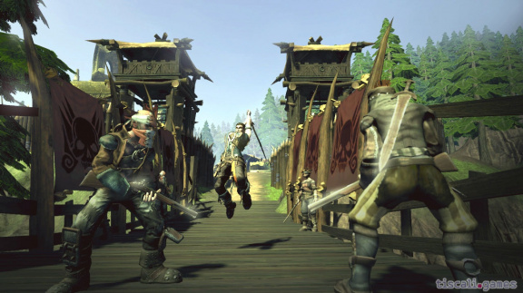 Fable 2 - preview