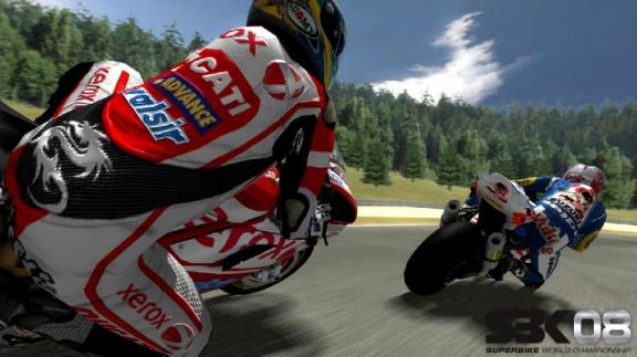 SBK08 Superbike World Championship