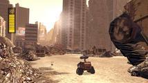 Robotím uklízečem na Zemi v WALL-E