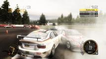 Online závodění v Race Driver GRID