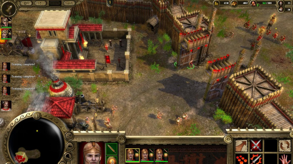 Fate of Hellas VS Golden Horde - recenze