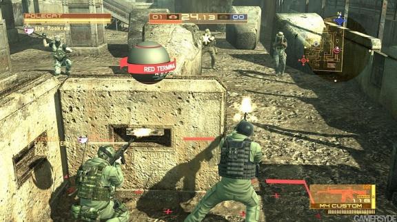 Metal Gear Online - dojmy