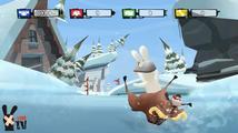 Rayman TV Party - první hra se svým zadkem