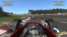 Skvostné screenshoty z Ferrari Project