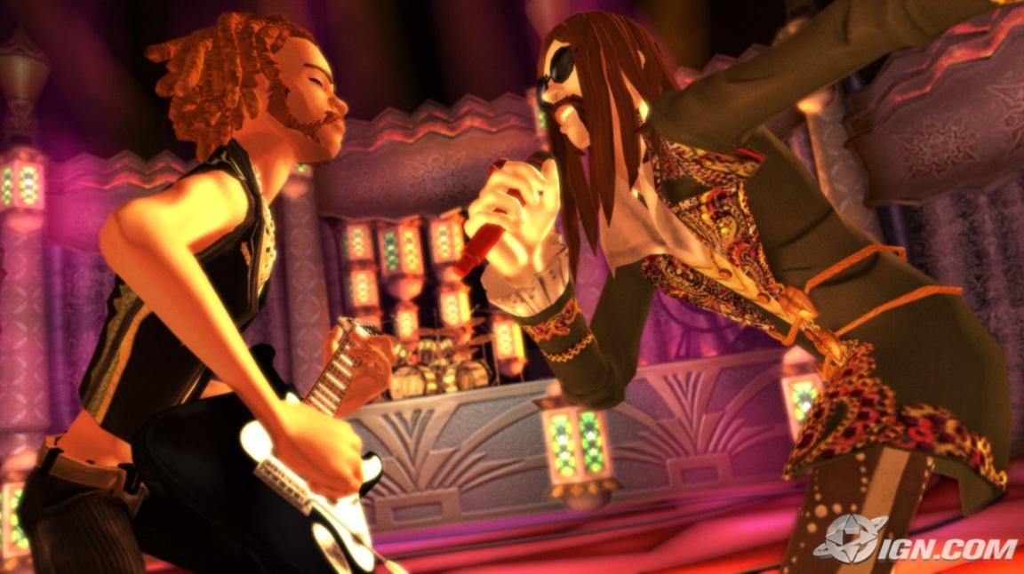 Více informací o Rock Band 2