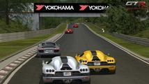 Novinky v závodech GTR Evolution