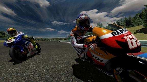 MotoGP 08 od Capcomu