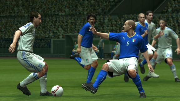 Pro Evolution Soccer 2009 - recenze
