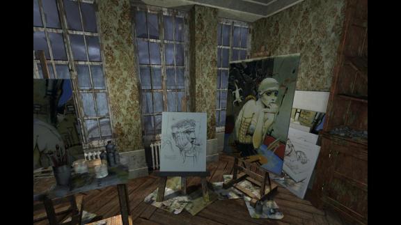 Nikopol: Secret of Immortals